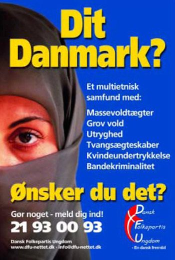 Danish People's Party's Youth Organization (2001)